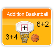addition basketball
