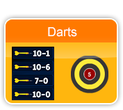 darts subtraction