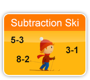 subtraction ski