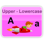 upper lowercase