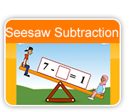seesaw subtraction